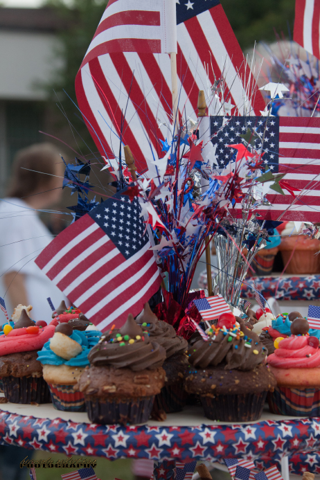 4th of July Cake Contest
